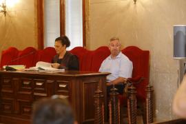 El jurado popular declara no culpable al acusado del crimen de sa Caleta