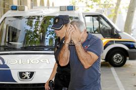 Ingresan en prisión los policías detenidos por el robo de la Porciúncula