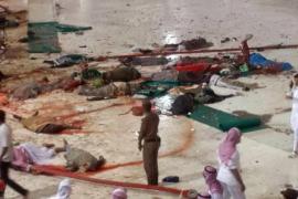 Al menos 65 muertos tras caer una grúa en la mezquita de La Meca