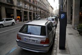 El día 22 solo los residentes podrán aparcar en la zona ORA del centro