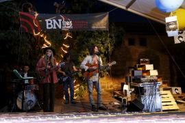 Primera jornada del SOLAR Fest, la fiesta de la música indie, en Son Fusteret