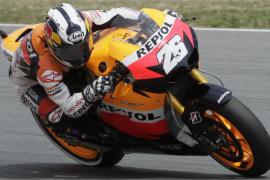 Pedrosa vuelve a lo más alto del podio a pesar de Lorenzo
