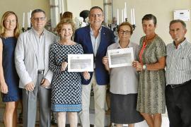 El Club Rotary Palma Almudaina colabora con Amics de la Infància y Mallorca sense Fam