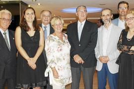 Despedida de Antonio Comas en su jubilación