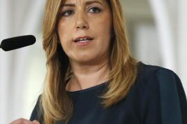 Susana Díaz se reincorpora tras 45 días de baja por maternidad