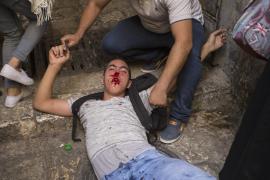 La policía israelí vuelve a entrar en la Explanada de las Mezquitas de Jerusalén