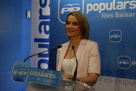 El PP califica de «burla a la democracia» la intención de modificar la ley de IB3