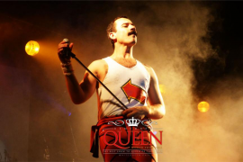 Homenaje a Freddie Mercury en el Auditòrium con 'Remember Queen'