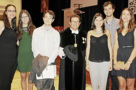 Ceremonias de graduación en el campus de la UIB