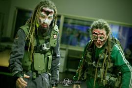 Trescientos «zombis» partirán de crucero desde Valencia a Eivissa
