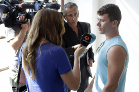 Policías españoles interrogan al amigo de Morate por el doble crimen de Cuenca