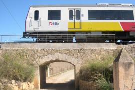 El 50 % de la electrificación del tren se pagará con fondos de la Unión Europea