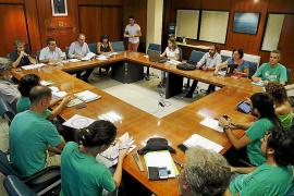 La negociación con Educació divide a la Assemblea y los sindicatos