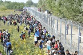 La UE ha recibido a más de 500.000 inmigrantes hasta agosto