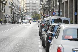 El Ajuntament de Palma dejará de ingresar casi 8.000 euros por el Día Sin Coches