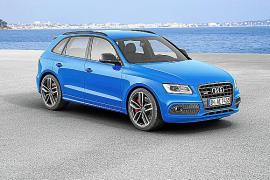 Más potencia y equipamiento para el Audi SQ5 TDI plus
