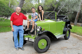 El 'Rana Verde'