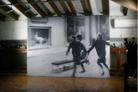 Girbent y Vasco Araújo exponen en Horrach Moyà para la Nit de l'Art 2015