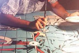 Ses Voltes acoge al colectivo 'Castaway, Mediterranean Street Art' durante la Nit de l'Art 2015
