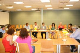 Reunión de la Mesa Social Tripartita sobre empleo