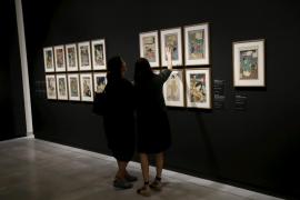 Una exposición desvela la fascinación de Anglada-Camarasa por el arte japonés
