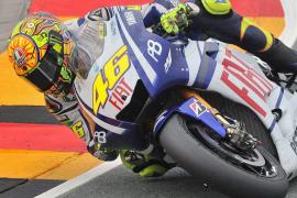 Rossi: «Necesito más kilómetros, pero no me esperaba este resultado»