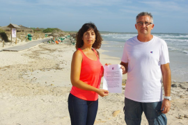 El PI de Campos pide al Ajuntament que asuma la concesión de Sa Ràpita y Es Trenc