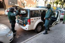 Más de 20 detenidos en la operación policial contra la droga en Mallorca