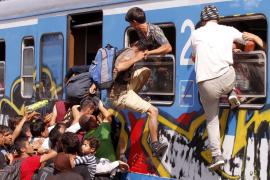 Croacia redirige a los refugiados de Oriente Medio a Hungría