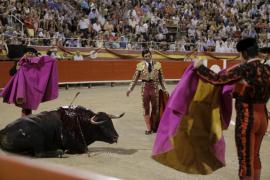 Suspendido el acto de conciliación entre Morante y el activista que intentó agredile en Palma