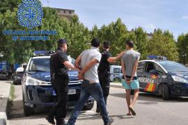 Detenidos los dos autores de un robo con violencia en Manacor
