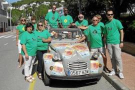 Festival solidario en Cala Llonga