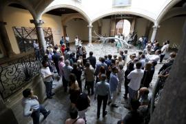 El público responde en masa a la nueva Nit de l'Art