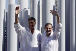 Rajoy urge a los no independentistas a votar para que no les «silencien»