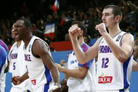 Francia se cuelga la medalla de bronce