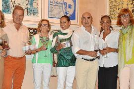 Joan Bennàssar presenta su obra en la Casa Museu Llorenç Villalonga