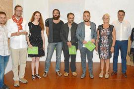 Exposición de obras del XXXVII Certamen d'Arts Plàstiques i Visuals Vila de Binissalem