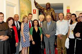 Homenaje a fra Juníper Serra en el Centro de Historia y Cultura Militar