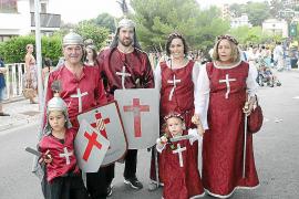 Festes del Rei en Jaume en Santa Ponça