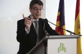 Álvaro Nadal admite en Palma que «sería bueno  tener un IVA superreducido» para el turismo