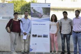 El colegio de Son Pisà tiene un nuevo camino escolar seguro y accesible