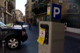 El tráfico baja un 10 % en Palma en el 'Día sin Coches'