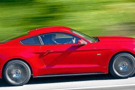 El Mustang ha sido el deportivo más vendido en la primera mitad de 2015
