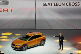SEAT demuestra su creatividad con el 'showcar' León Cross Sport
