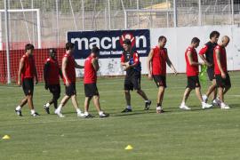 La plantilla del Mallorca inicia la segunda fase de su reforma