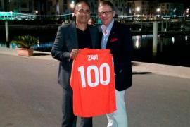 El Mallorca propone un amistoso a la selección de Marruecos