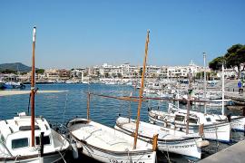 Cala Rajada se prepara para convertirse en un puerto de llegada de cruceros