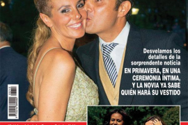 Rocío Carrasco y Fidel Albiac se casan