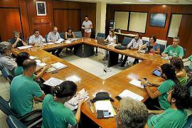 División entre los comités de huelga de educación