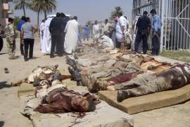 Al menos 52 muertos en Irak en varios atentados atribuidos a Al Qaeda